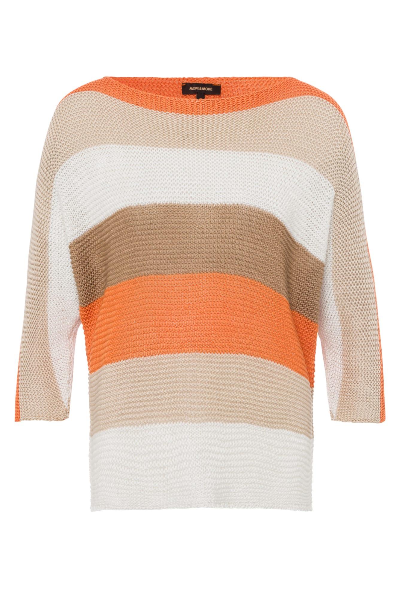 Streifenpullover | Bekleidung > Pullover > Streifenpullover | MORE & MORE