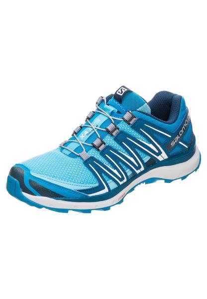 Sportschuhe für Frauen - SALOMON Laufschuh 'XA Lite Trail' blau aqua schwarz weiß  - Onlineshop ABOUT YOU