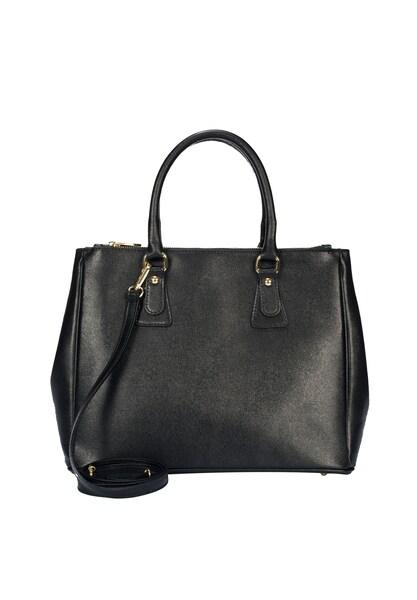 Handtaschen für Frauen - Henkeltasche › Usha › gold schwarz  - Onlineshop ABOUT YOU