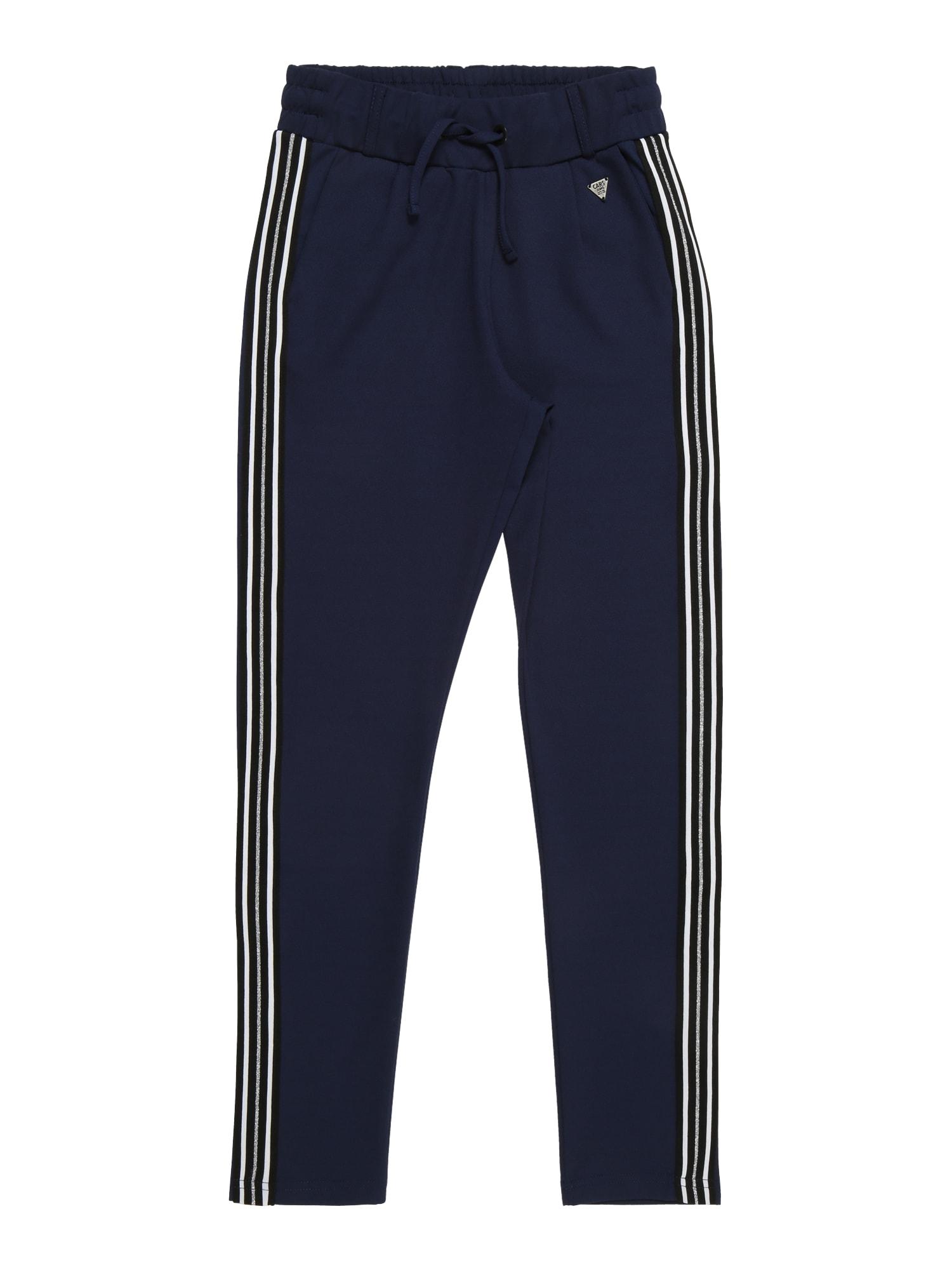 Kalhoty KIDS HARPER námořnická modř Cars Jeans