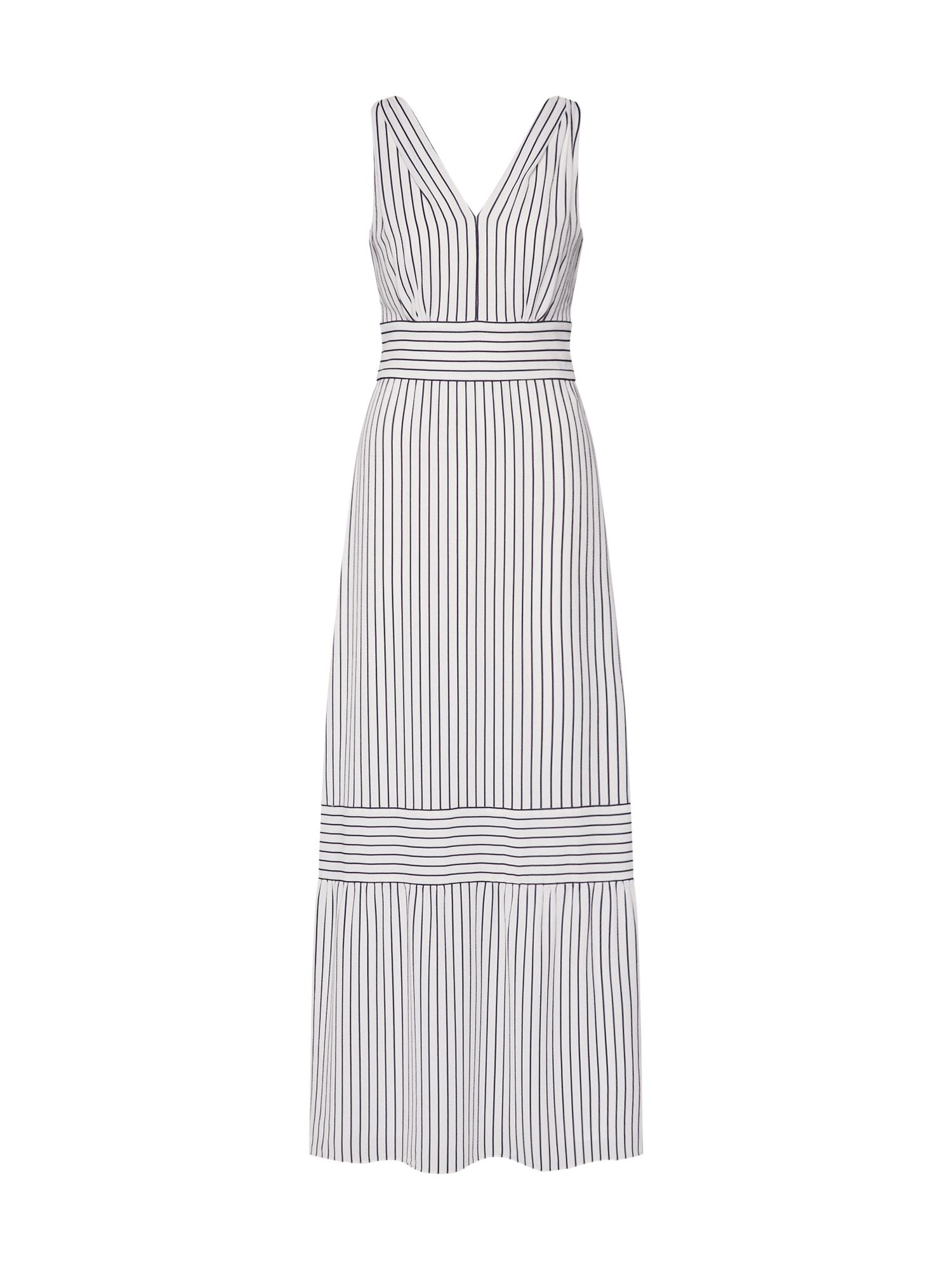 Lauren Ralph Lauren Rochie 'DANIKA-SLEEVELESSDAY DRESS'  crem / navy