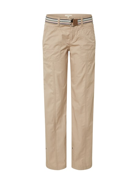 Hosen - Hose 'F Play Pants' › Esprit › beige  - Onlineshop ABOUT YOU