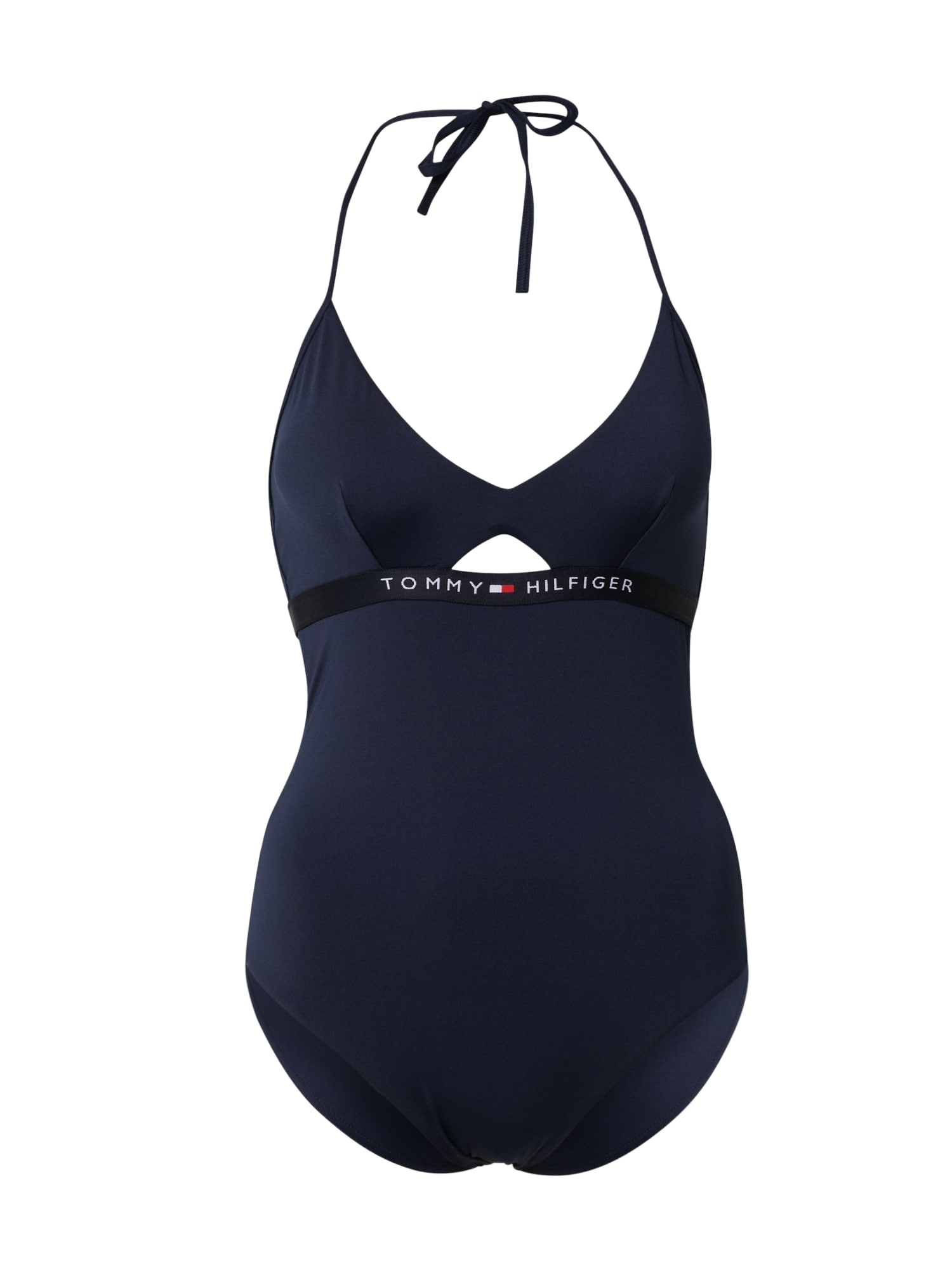 Tommy Hilfiger Underwear Maudymosi kostiumėlis tamsiai mėlyna jūros spalva