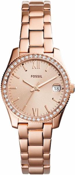 Uhren für Frauen - FOSSIL Quarzuhr 'SCARLETTE, ES4318' rosegold  - Onlineshop ABOUT YOU