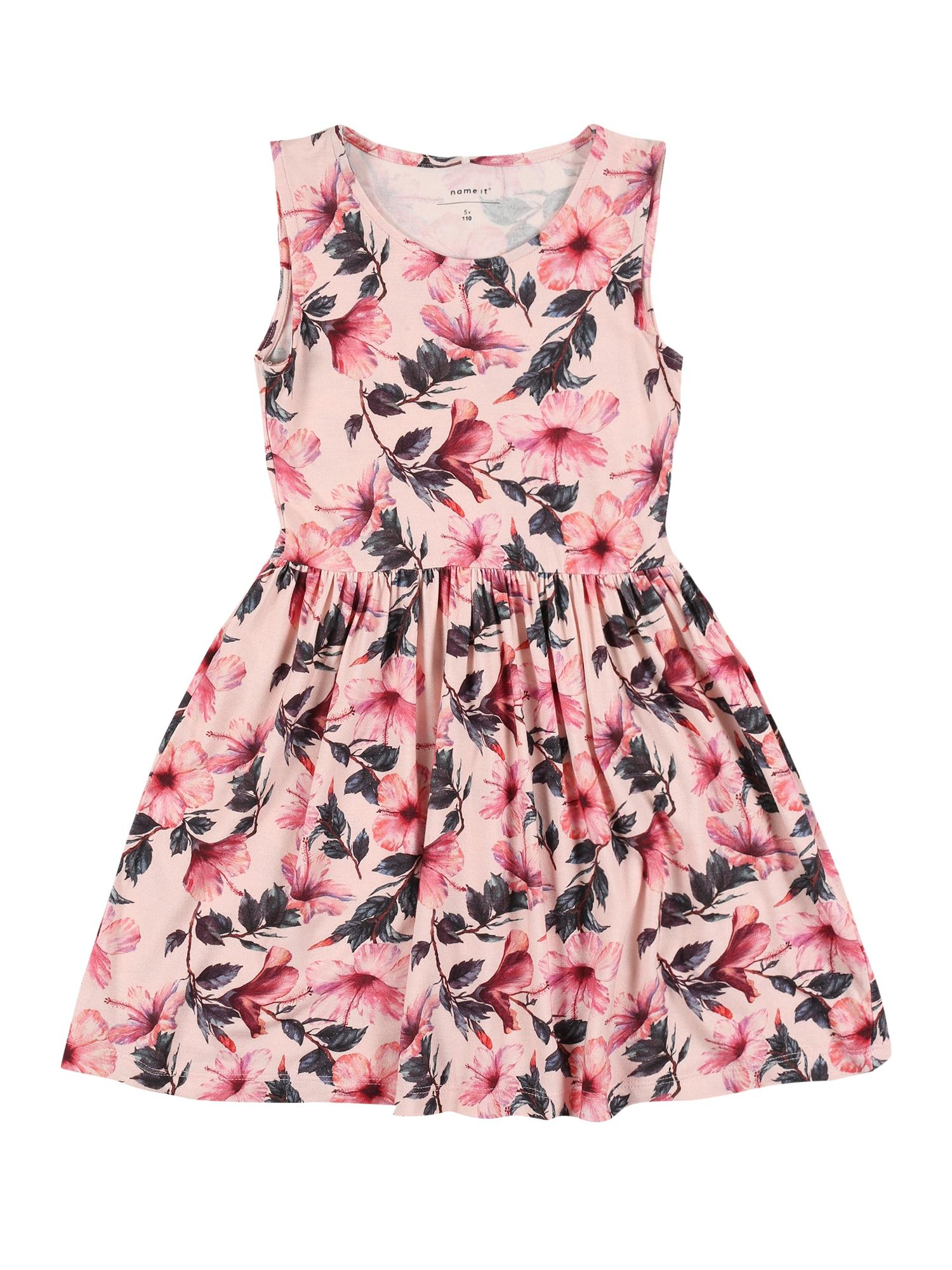NAME IT Šaty  růžová