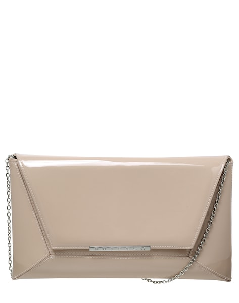 Clutches für Frauen - Lack Clutch › Buffalo › nude  - Onlineshop ABOUT YOU