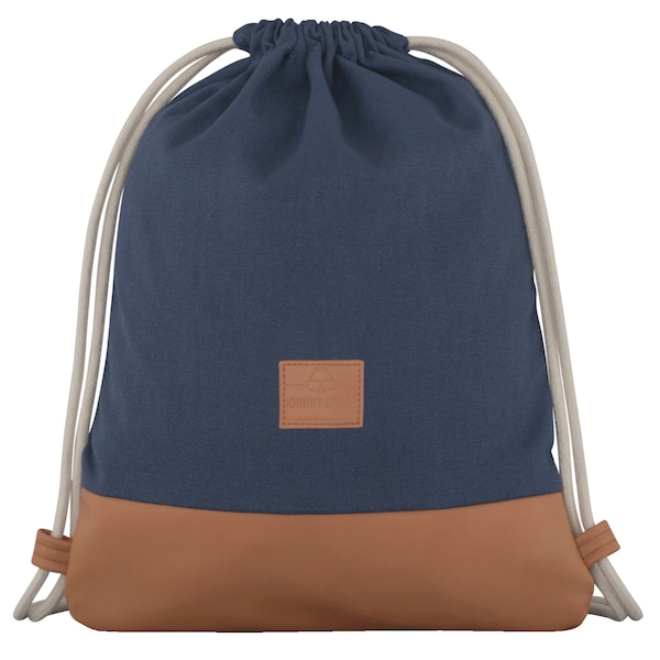Sporttaschen für Frauen - Turnbeutel 'Luke' › Johnny Urban › blau braun  - Onlineshop ABOUT YOU