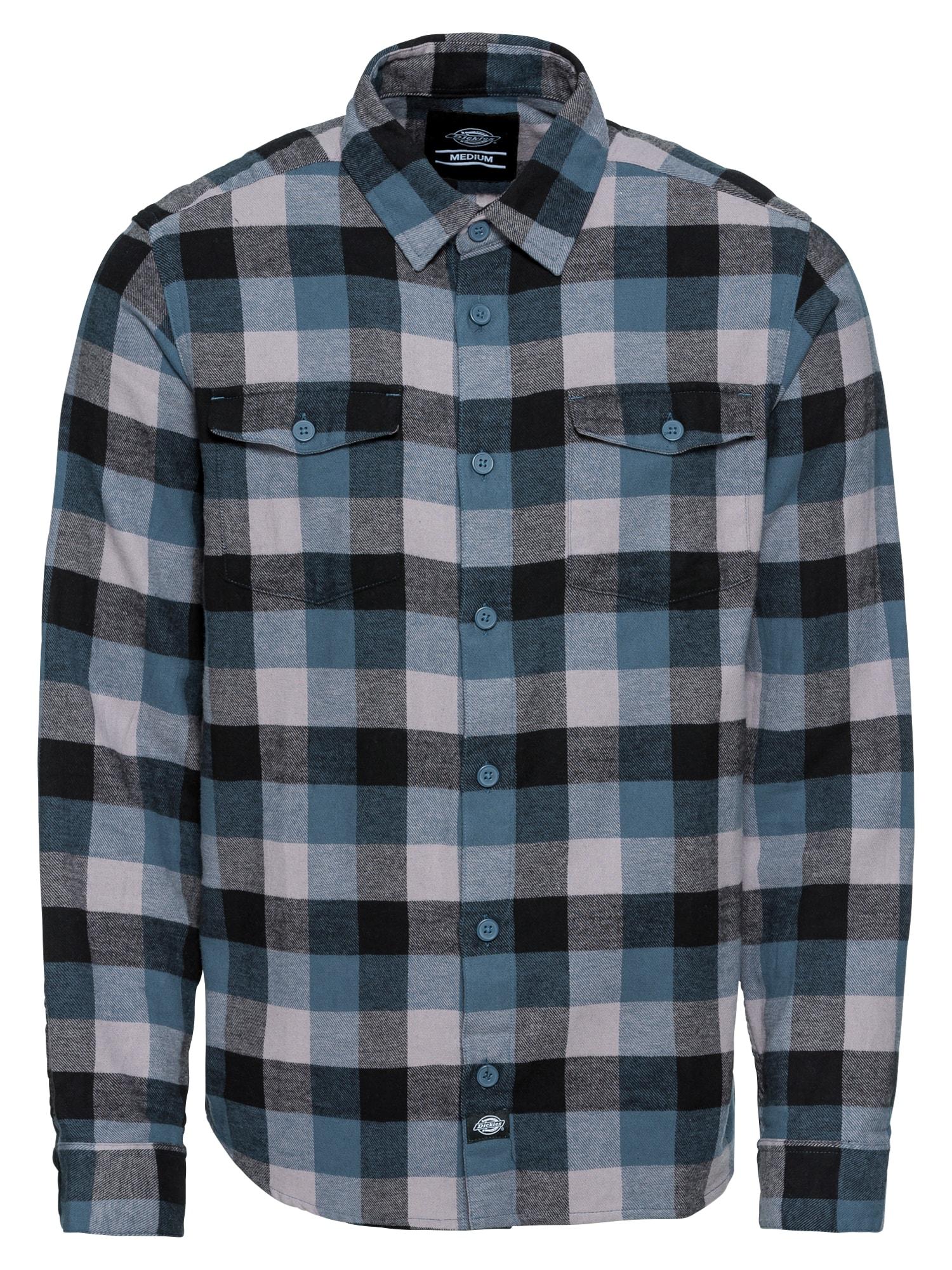 Košile Luray modrá černá DICKIES