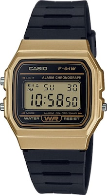 CASIO 'Collection Chronograph' »F-91WM-9AEF«