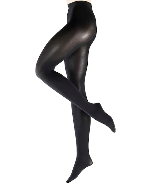 Strumpfhosen - Thermostrumpfhose 'Warm Deluxe 80' › Falke › schwarz  - Onlineshop ABOUT YOU
