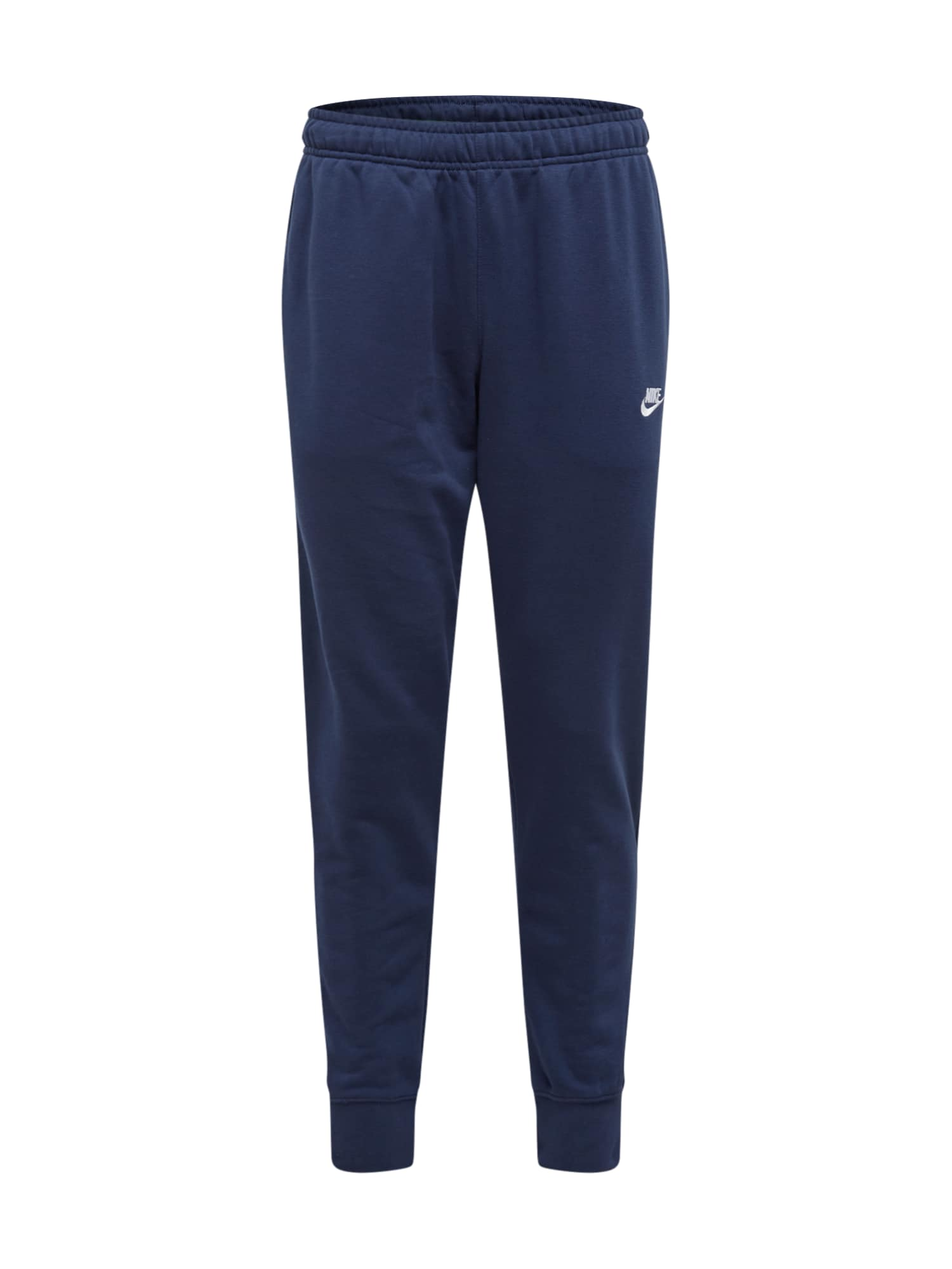 Kalhoty námořnická modř bílá Nike Sportswear