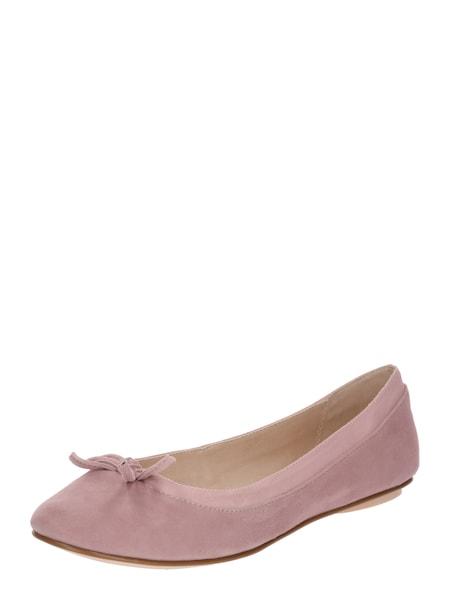 Ballerinas für Frauen - BUFFALO Ballerinas 'ANNELIE' rosé  - Onlineshop ABOUT YOU