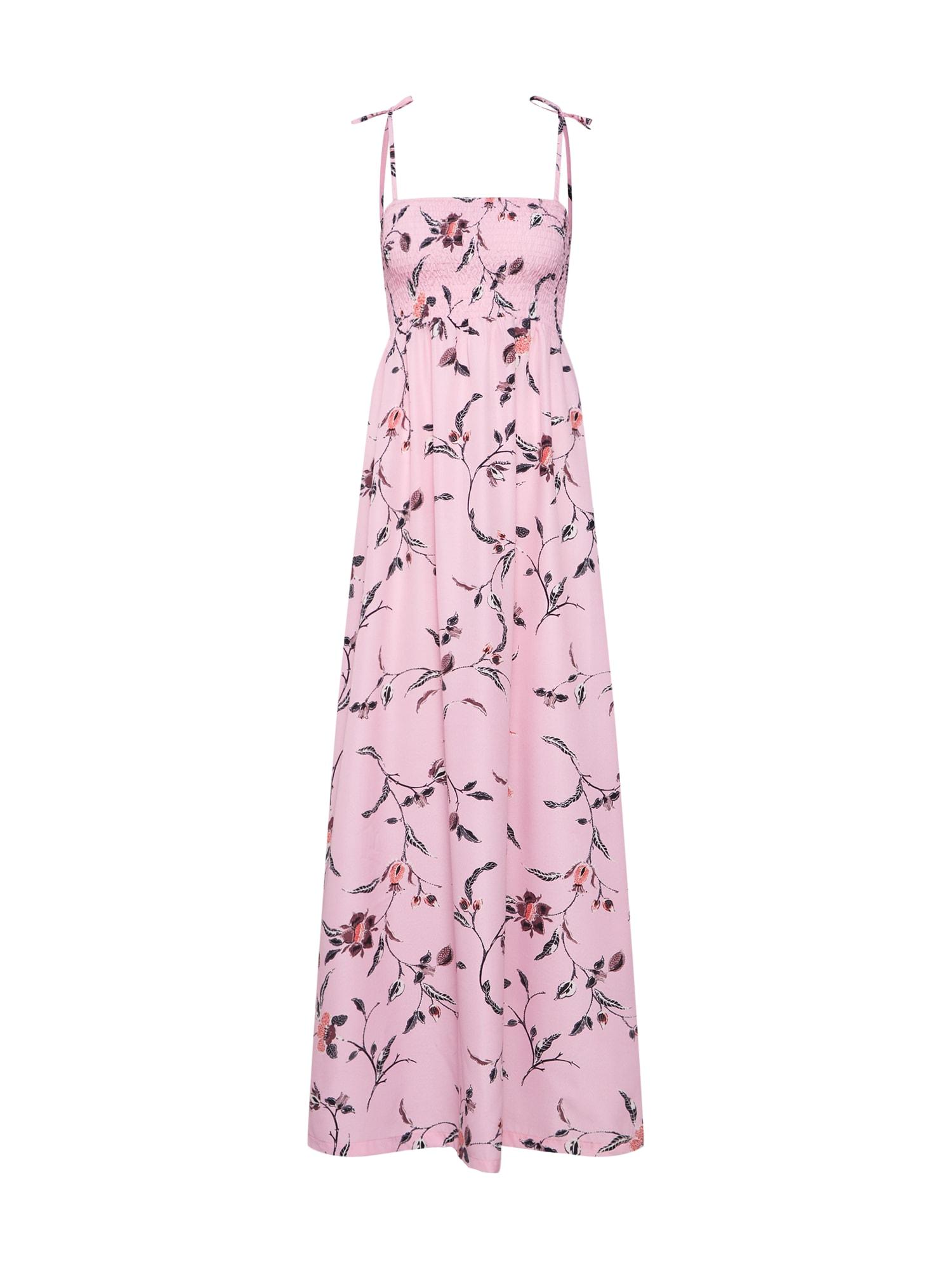 Šaty Juliana 2 mix barev růžová Desires