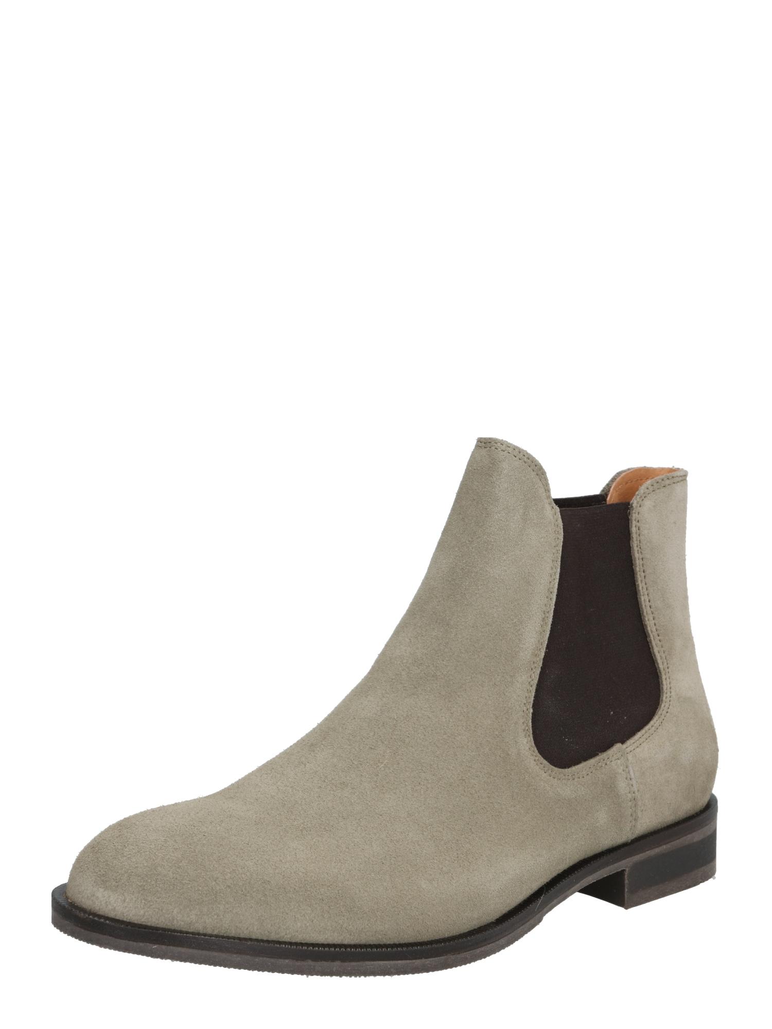 SELECTED HOMME Chelsea batai smėlio / ruda
