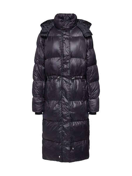 Jacken - Mantel 'Longline Puffer Jacket' › Missguided › schwarz  - Onlineshop ABOUT YOU
