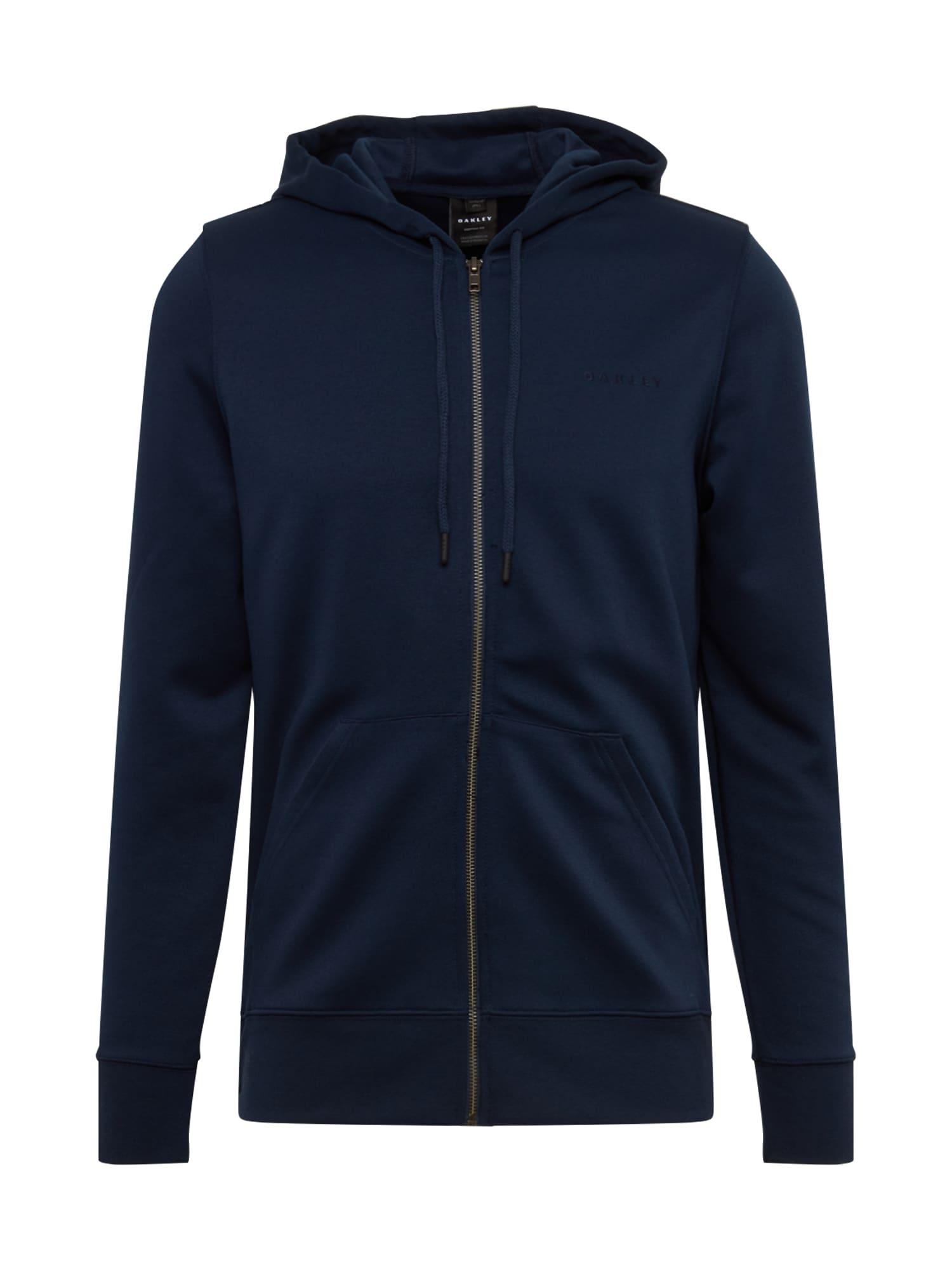 OAKLEY Sportinis džemperis 'FULL FLEX PERFORMANCE' nakties mėlyna