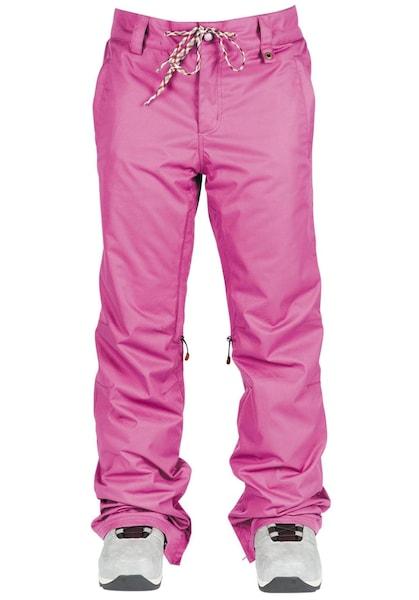 Hosen für Frauen - NITRO Snowboardhose 'Whistler' dunkelpink  - Onlineshop ABOUT YOU