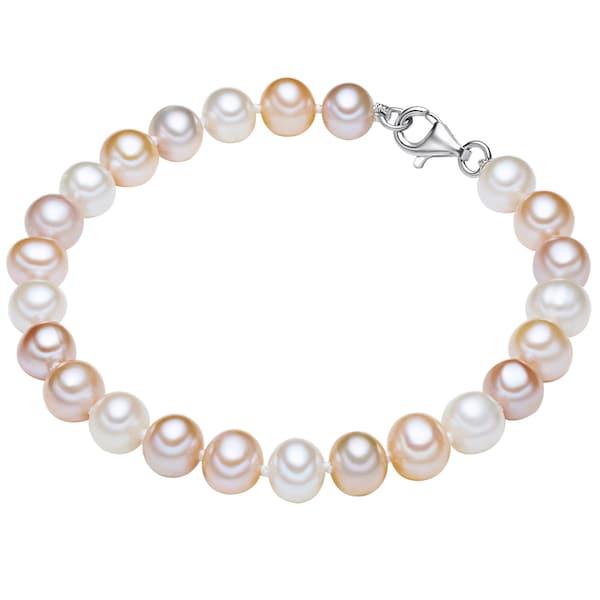 Armbaender für Frauen - Valero Pearls Armband creme  - Onlineshop ABOUT YOU