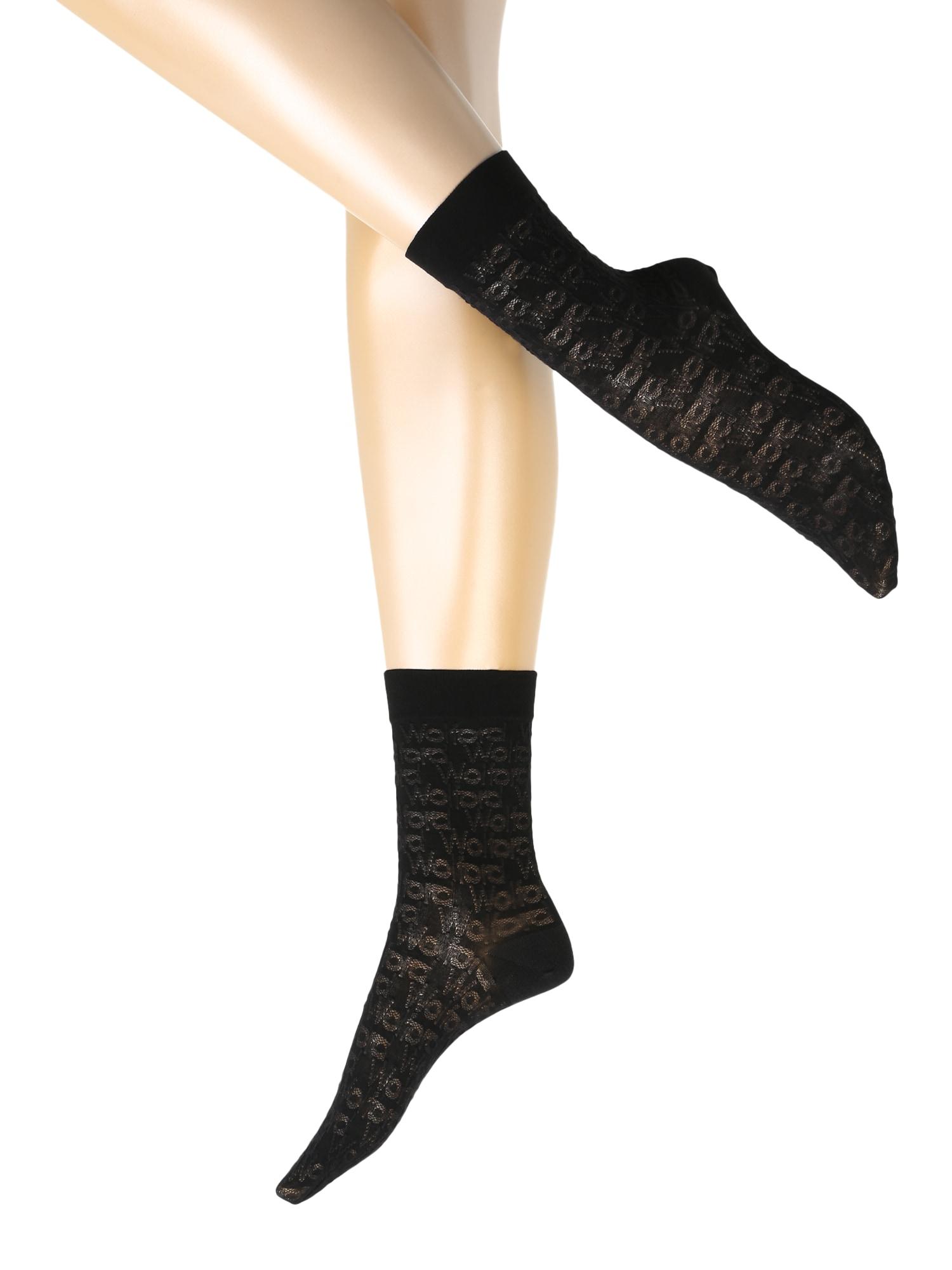 Wolford Ponožky  čierna
