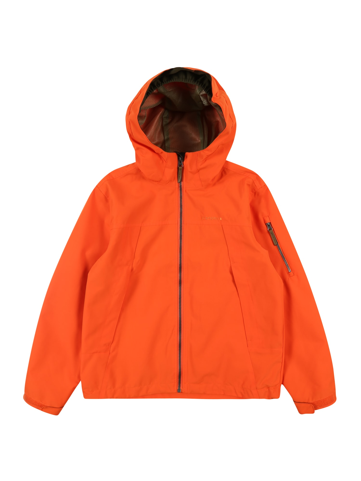 ICEPEAK Laisvalaikio striukė 'KREFELD' oranžinė