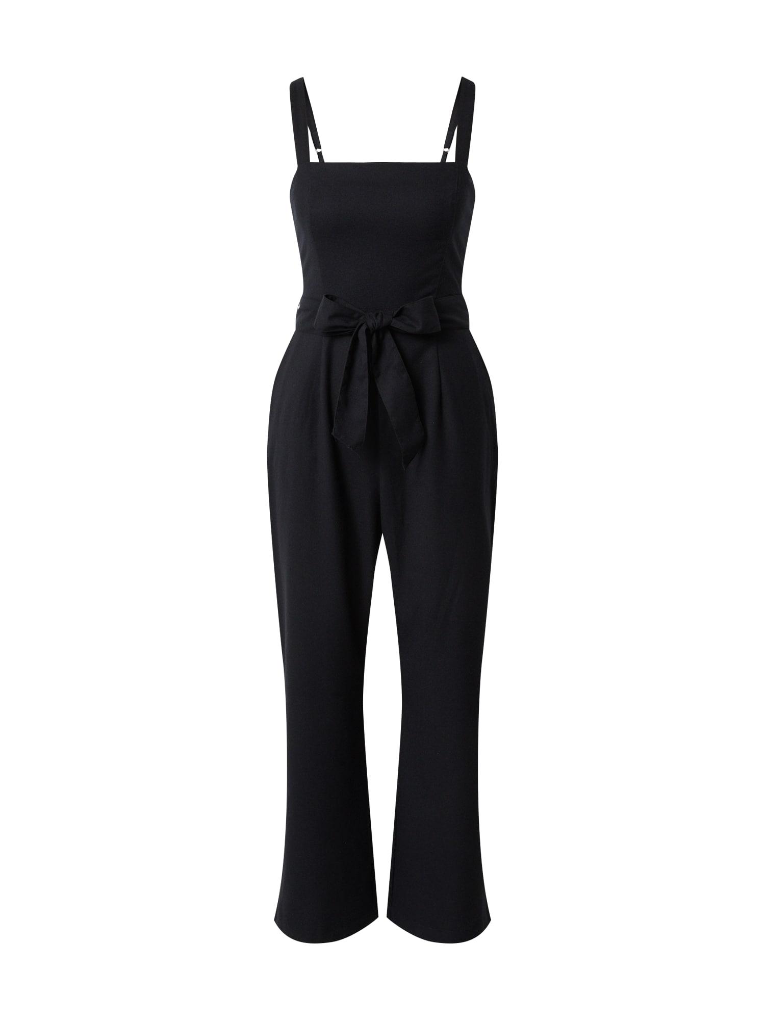 Abercrombie & Fitch Kombinezono tipo kostiumas juoda