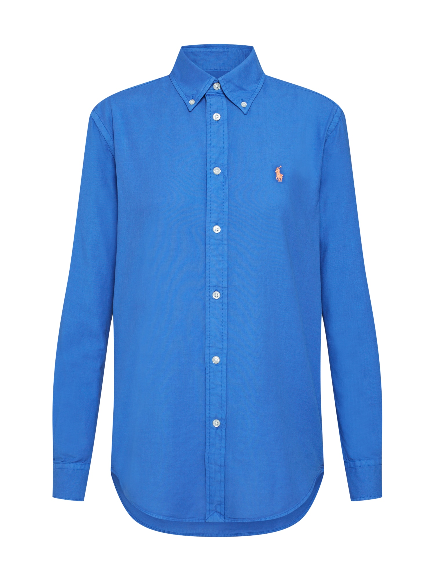 POLO RALPH LAUREN Bluză  albastru / auriu