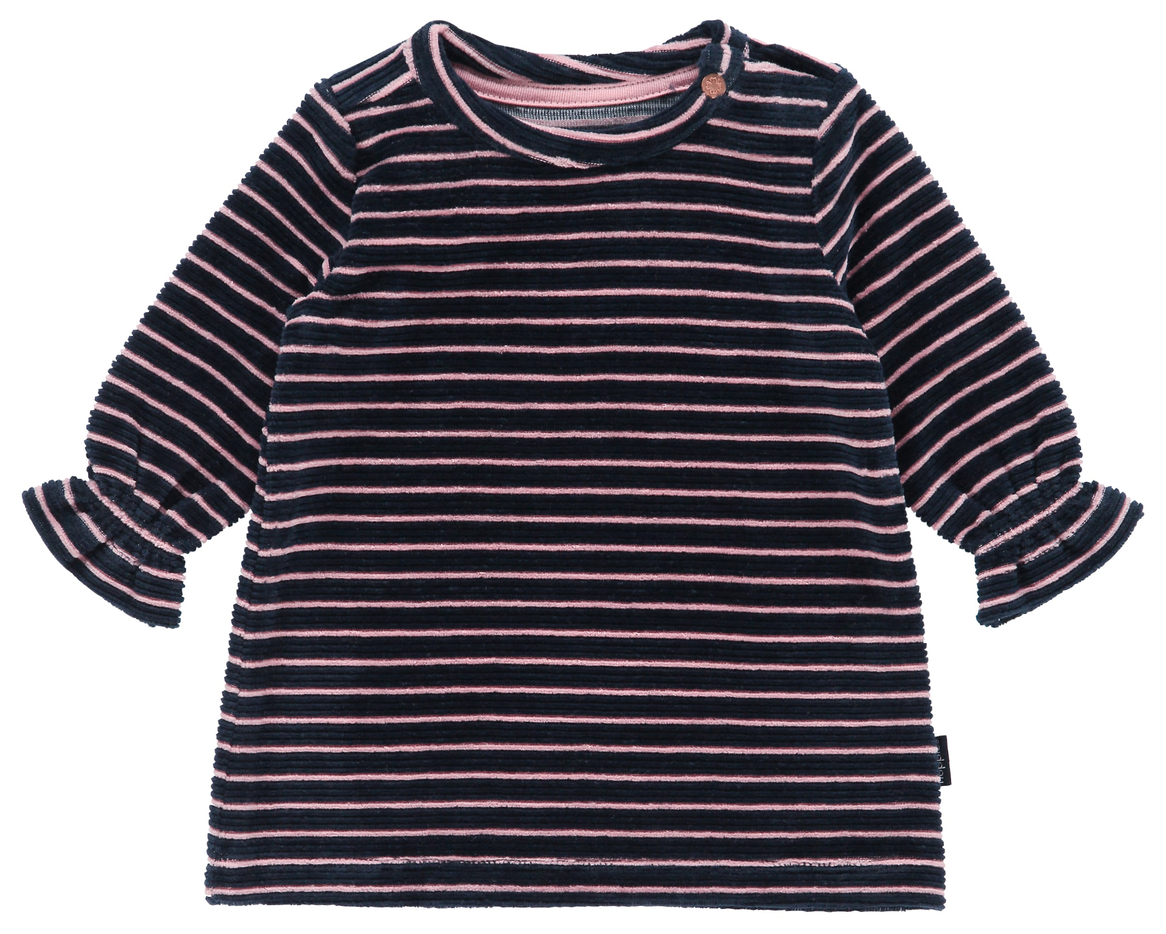 Kinder,  Mädchen,  Kinder Noppies Kleid rosa, schwarz | 08719788350086