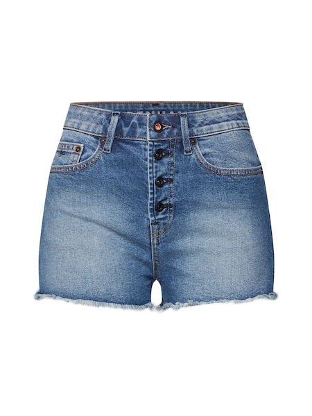 Hosen für Frauen - Jeansshorts 'HEIDI' › Denham › blue denim  - Onlineshop ABOUT YOU
