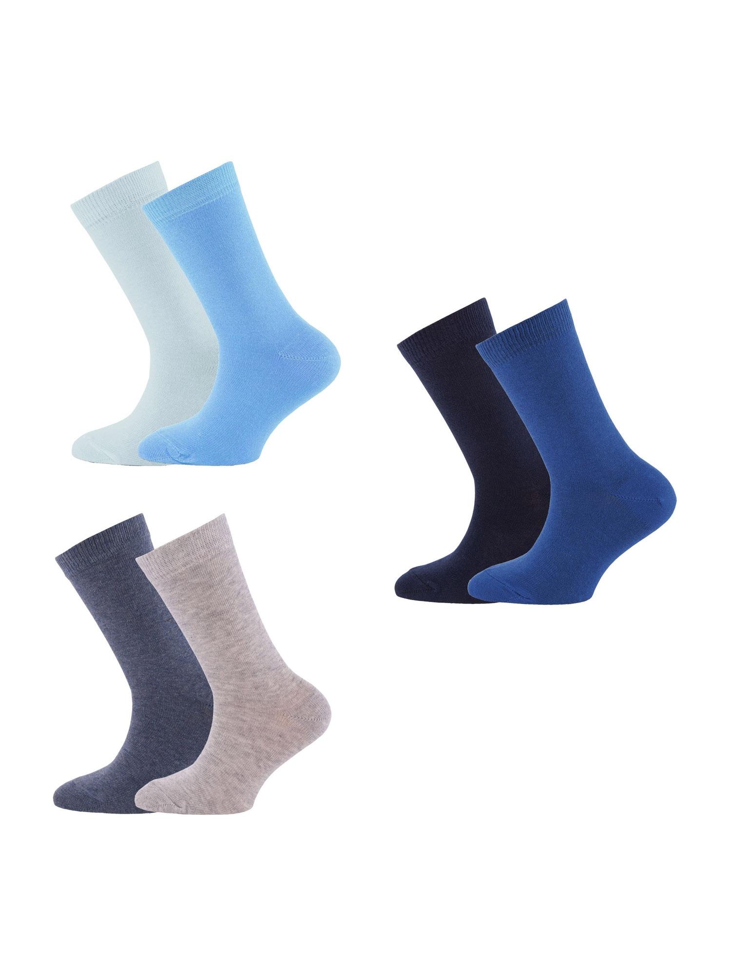 EWERS Ponožky  námornícka modrá / svetlomodrá / tyrkysová