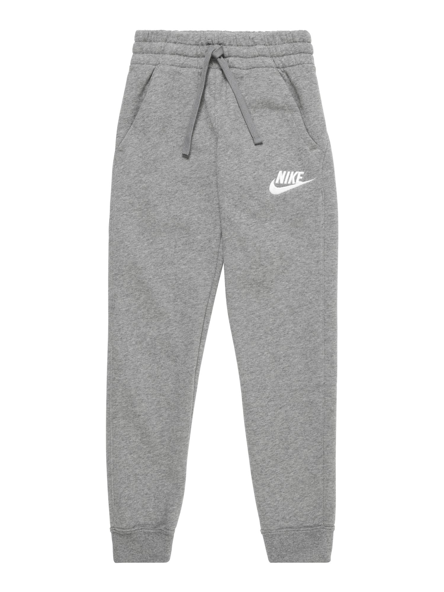 Nike Sportswear Kelnės pilka