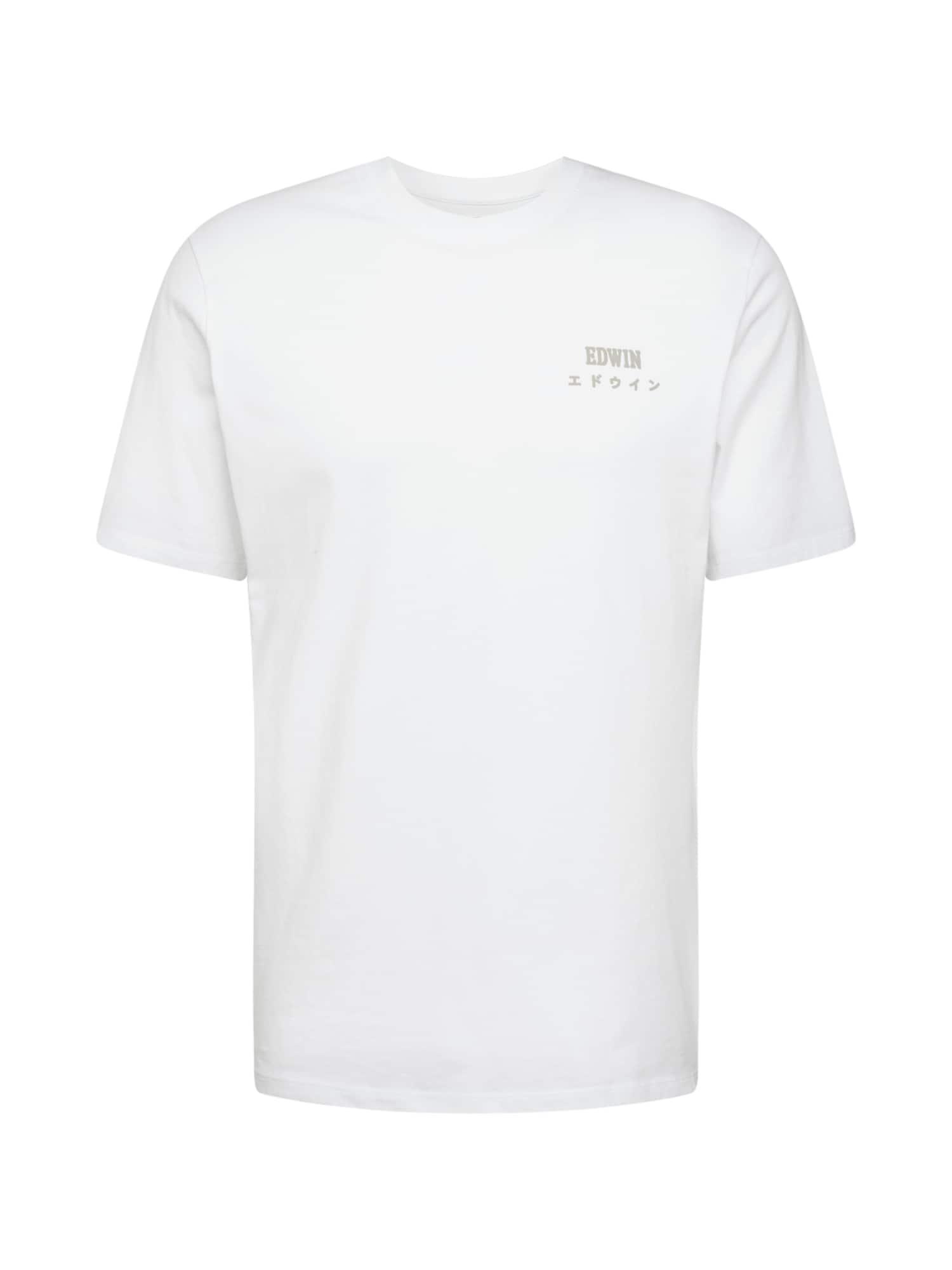 EDWIN Marškinėliai balta