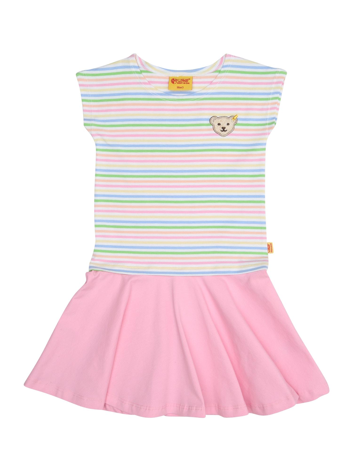 Šaty pink Steiff Collection