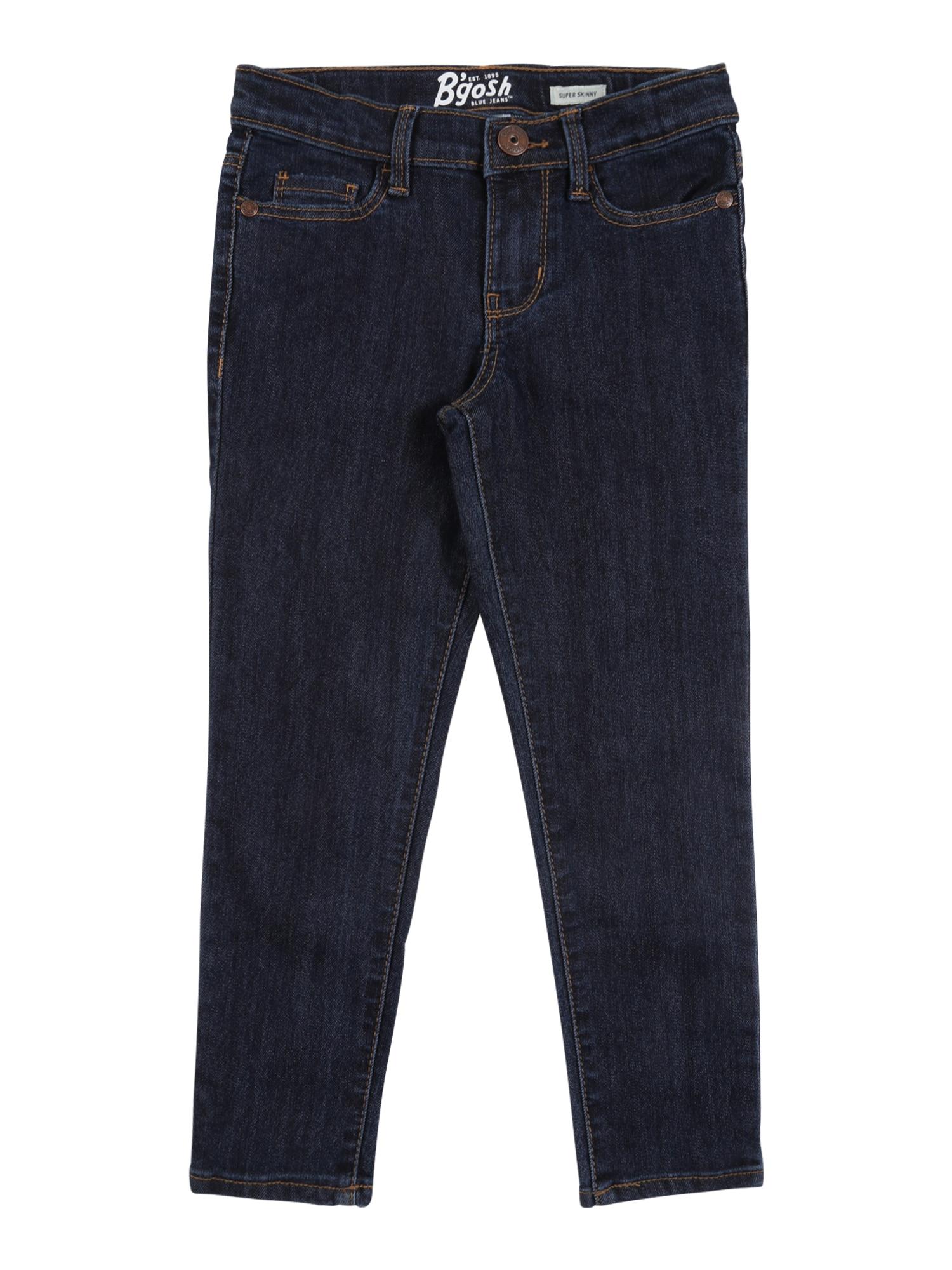 OshKosh Džinsai 'Super Skinny Core Denim DM12001 HER' tamsiai mėlyna