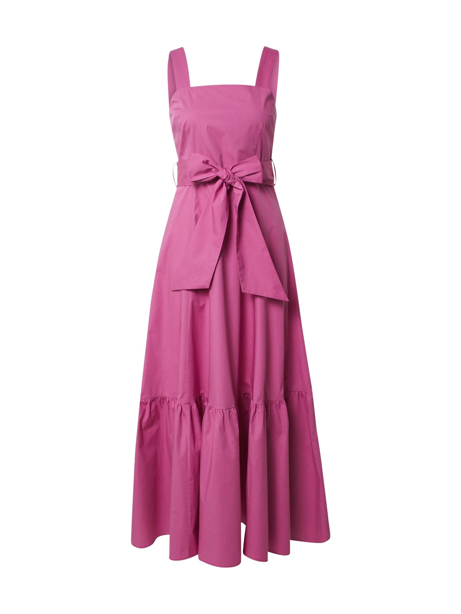 IVY & OAK Vasarinė suknelė fuksijų spalva