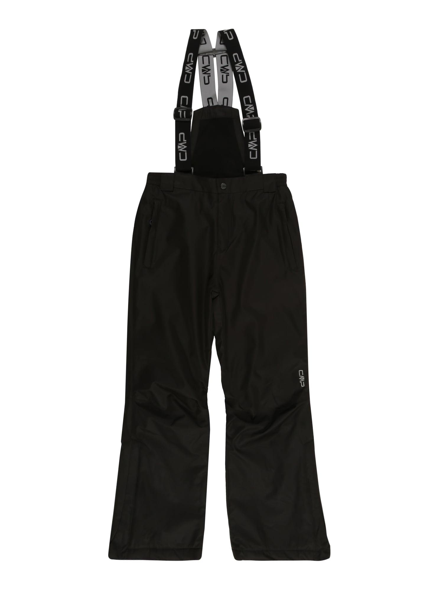CMP Sportinės kelnės 'KID SALOPETTE' juoda