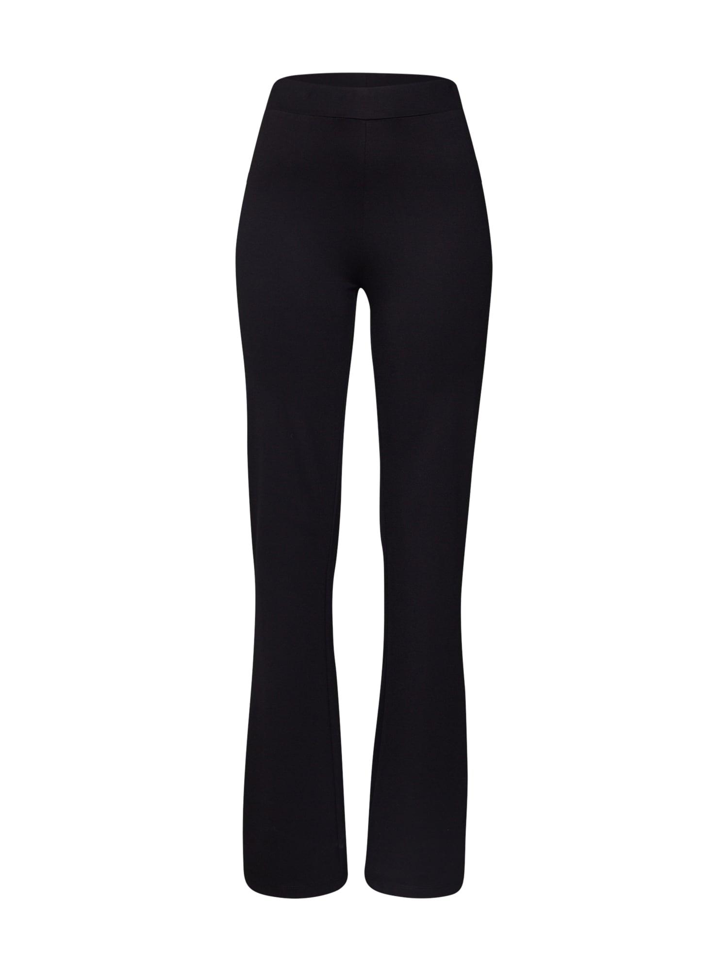 JACQUELINE de YONG Chino stiliaus kelnės juoda