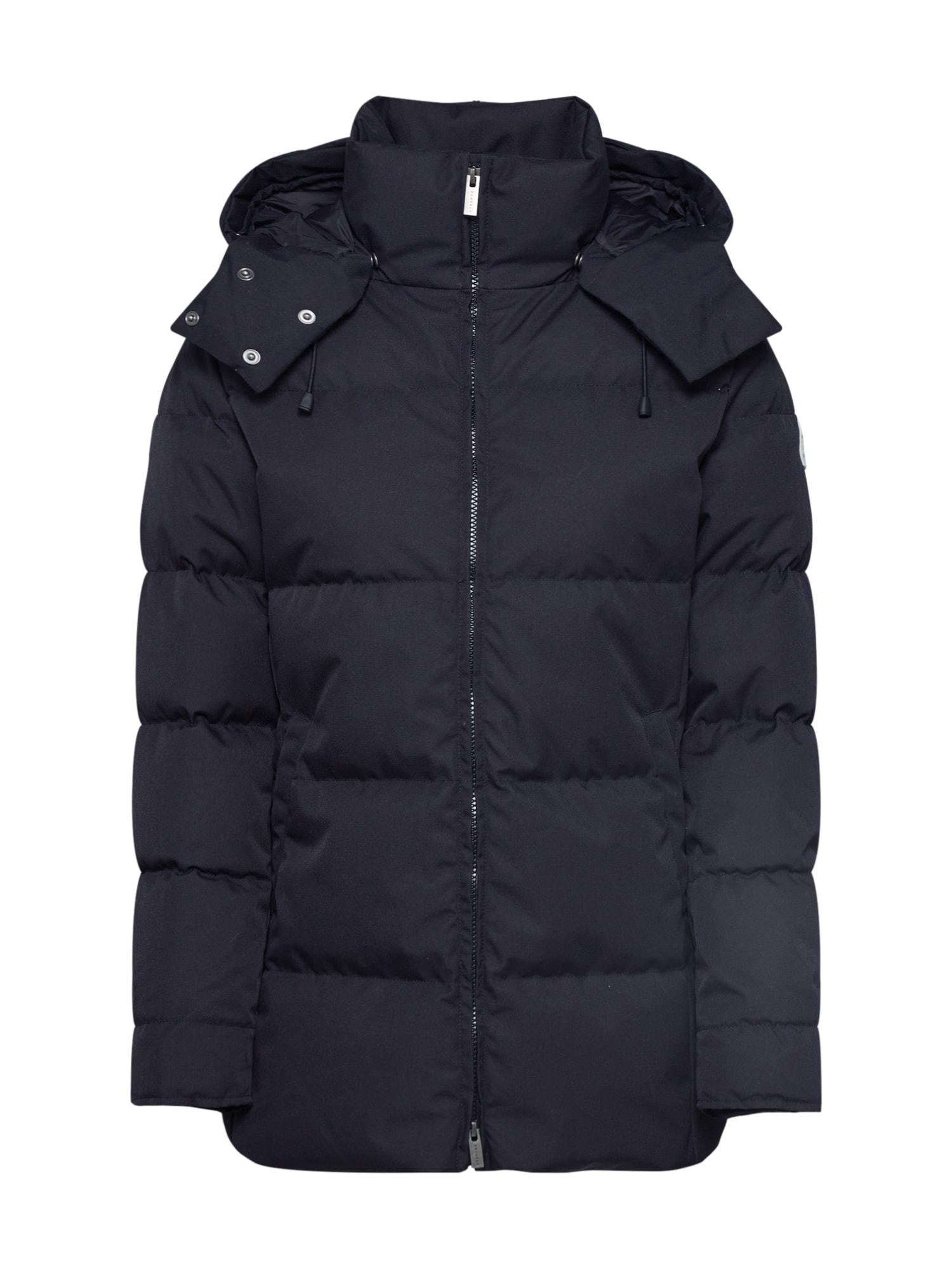 PYRENEX Žieminė striukė 'Lille' juoda