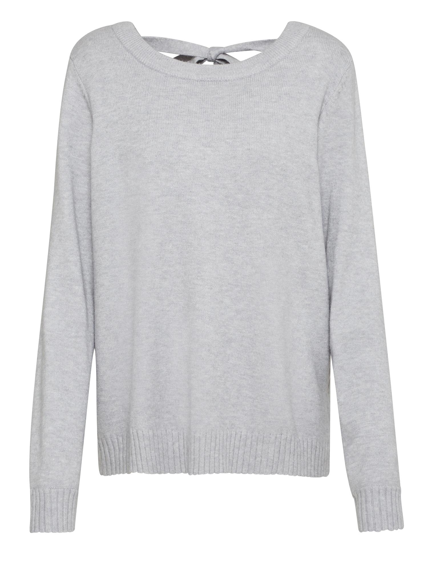 VILA Megztinis šviesiai pilka