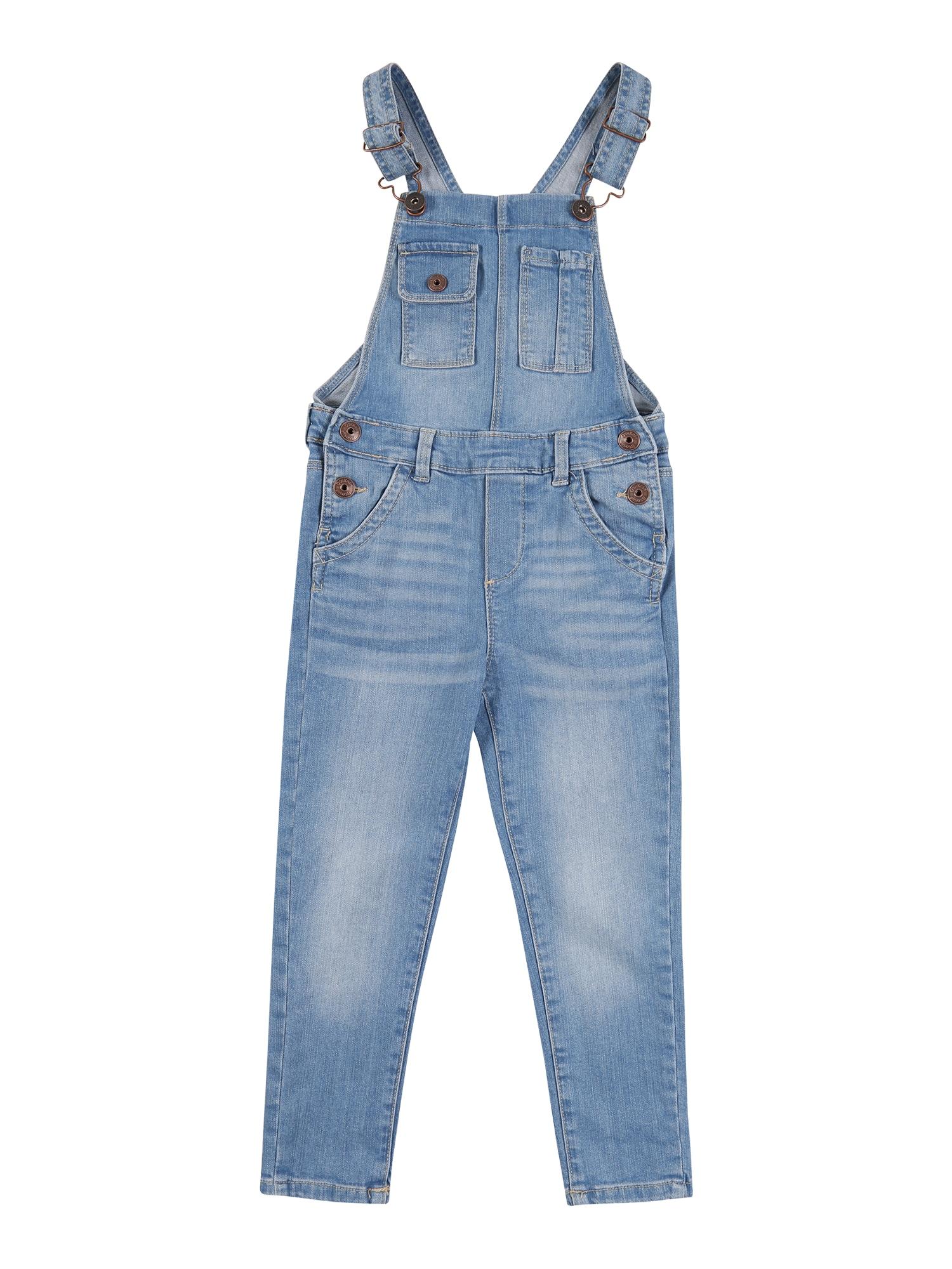 OshKosh Kombinezonas tamsiai (džinso) mėlyna