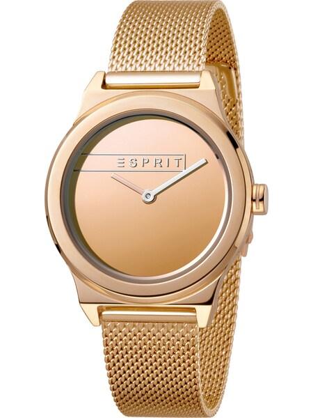 Uhren für Frauen - ESPRIT Uhr gold  - Onlineshop ABOUT YOU