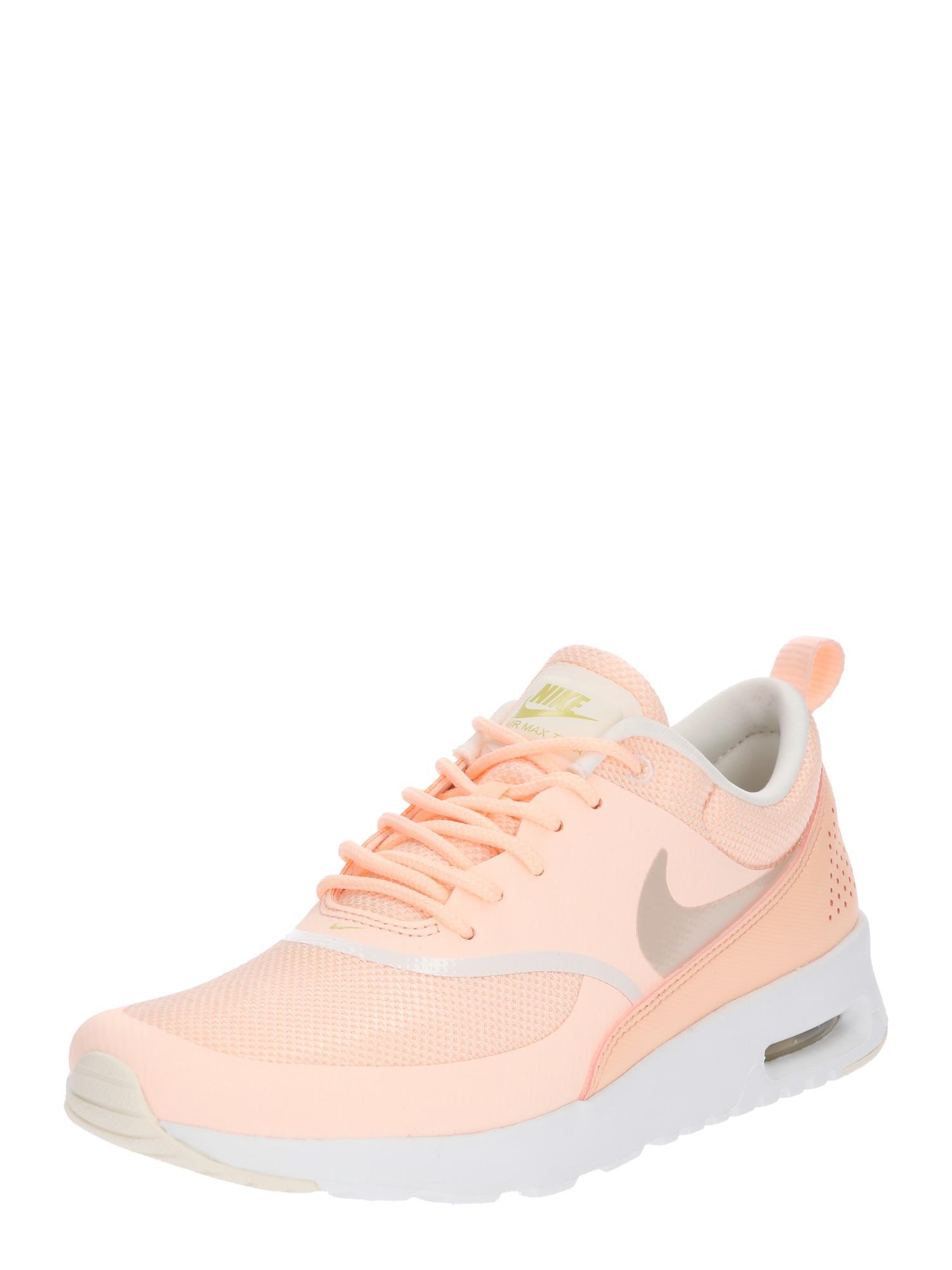 Tenisky Air Max Thea broskvová Nike Sportswear