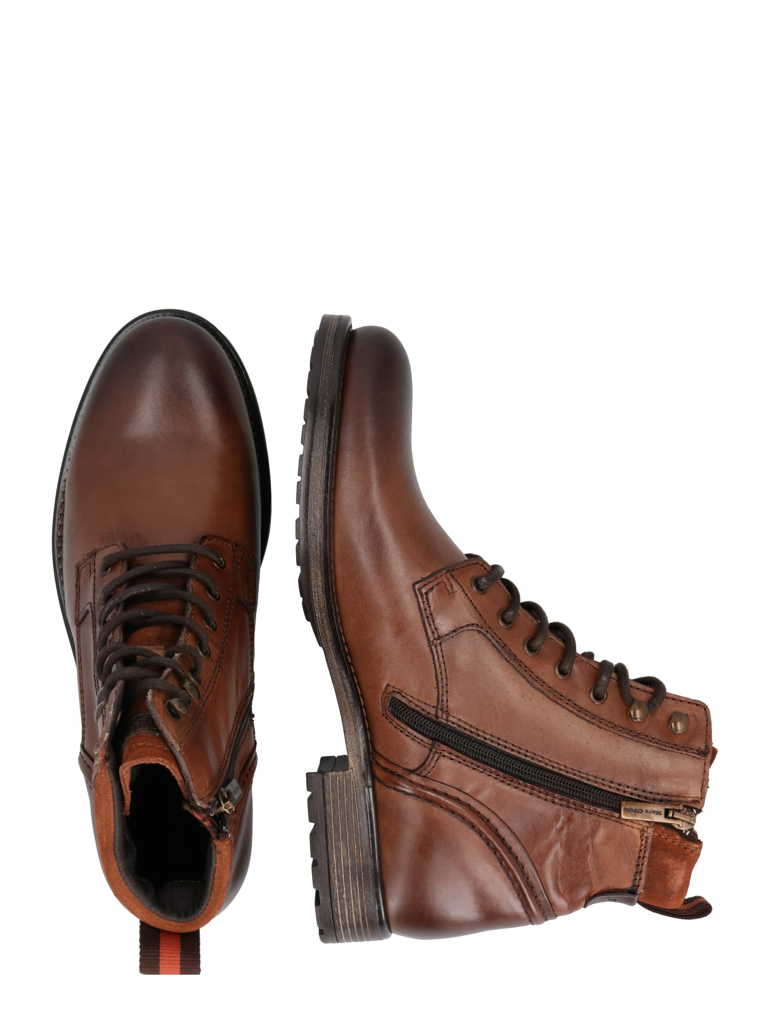 marc o'polo - Stiefel 'Lace Up'