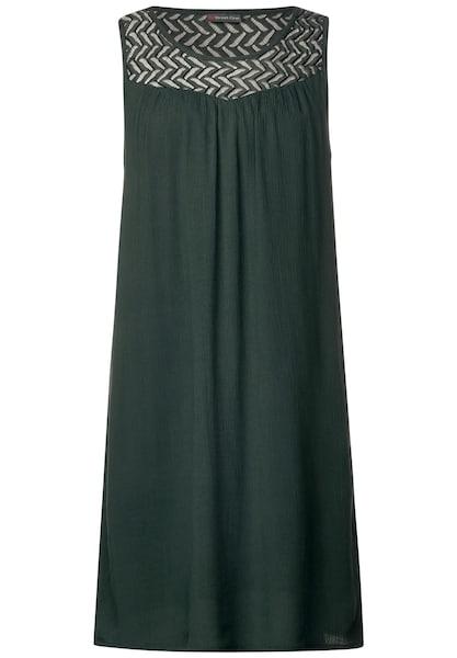 Kleider für Frauen - STREET ONE Kleid tanne  - Onlineshop ABOUT YOU