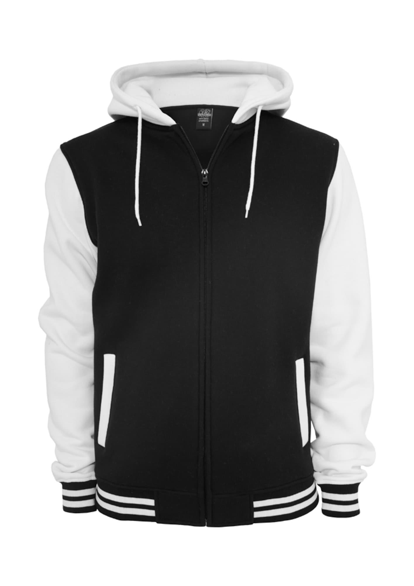 Urban Classics Džemperis natūrali balta / juoda
