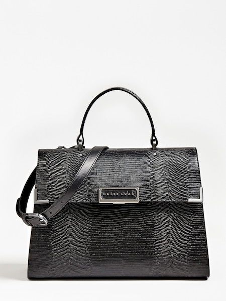 Handtaschen - Henkeltasche 'Belle' › Guess › schwarz  - Onlineshop ABOUT YOU