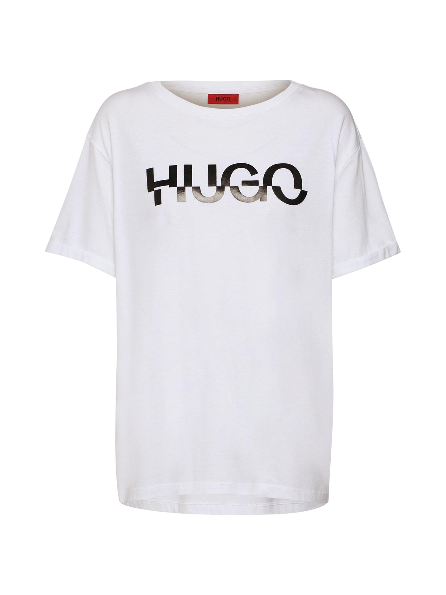 Tričko Denalisa_4 bílá HUGO