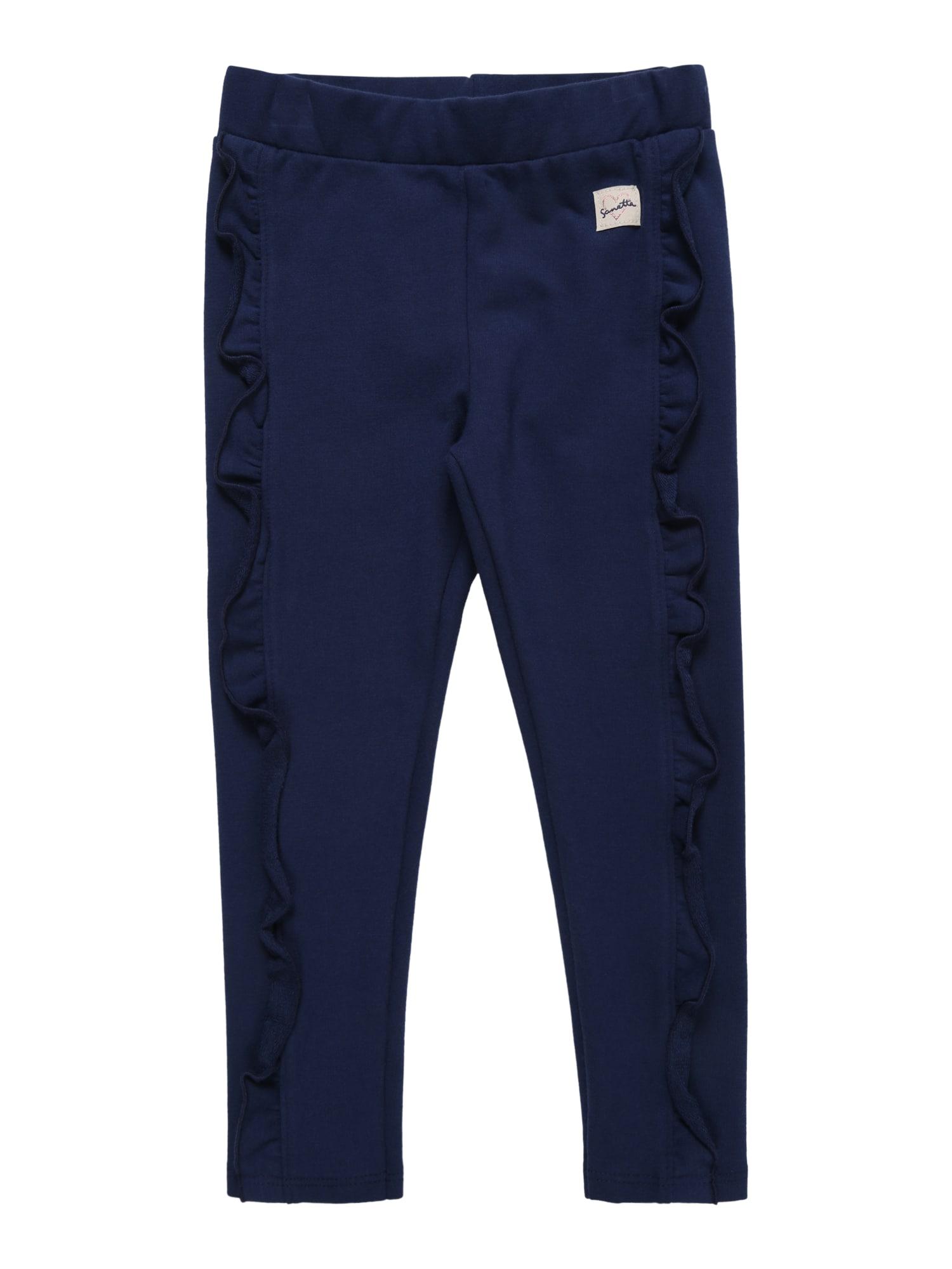 Legíny modrá Sanetta Kidswear