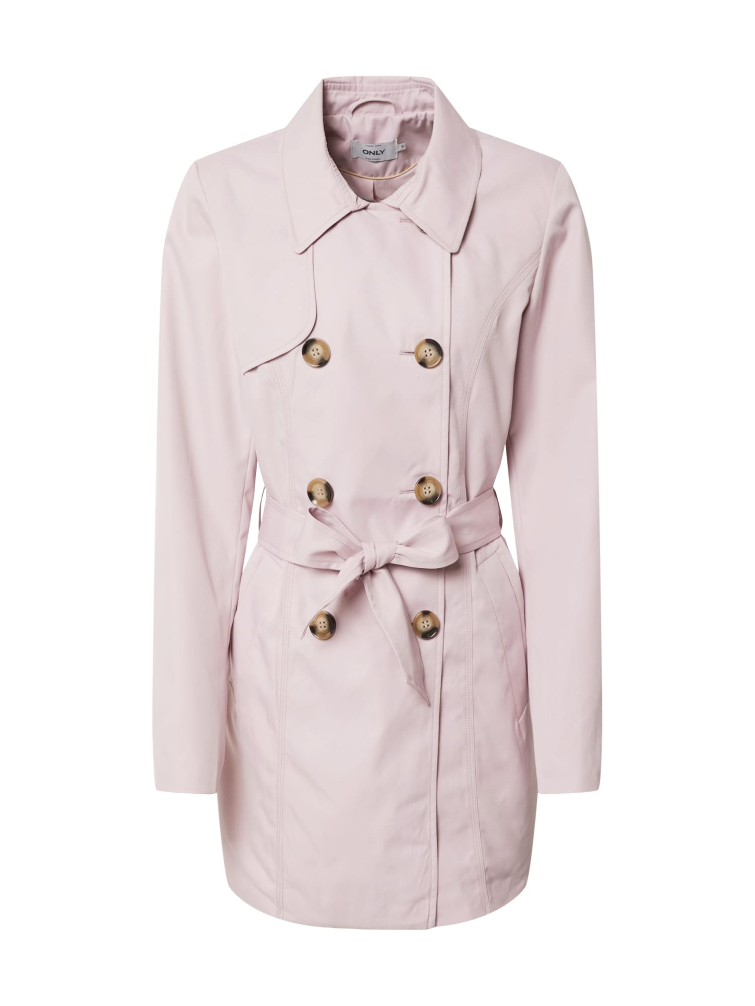 ONLY Rudeninis-žieminis paltas 'Valerie' alyvinė spalva