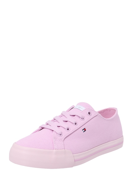 Sneakers für Frauen - TOMMY HILFIGER Sneaker navy lila rosa rot weiß  - Onlineshop ABOUT YOU
