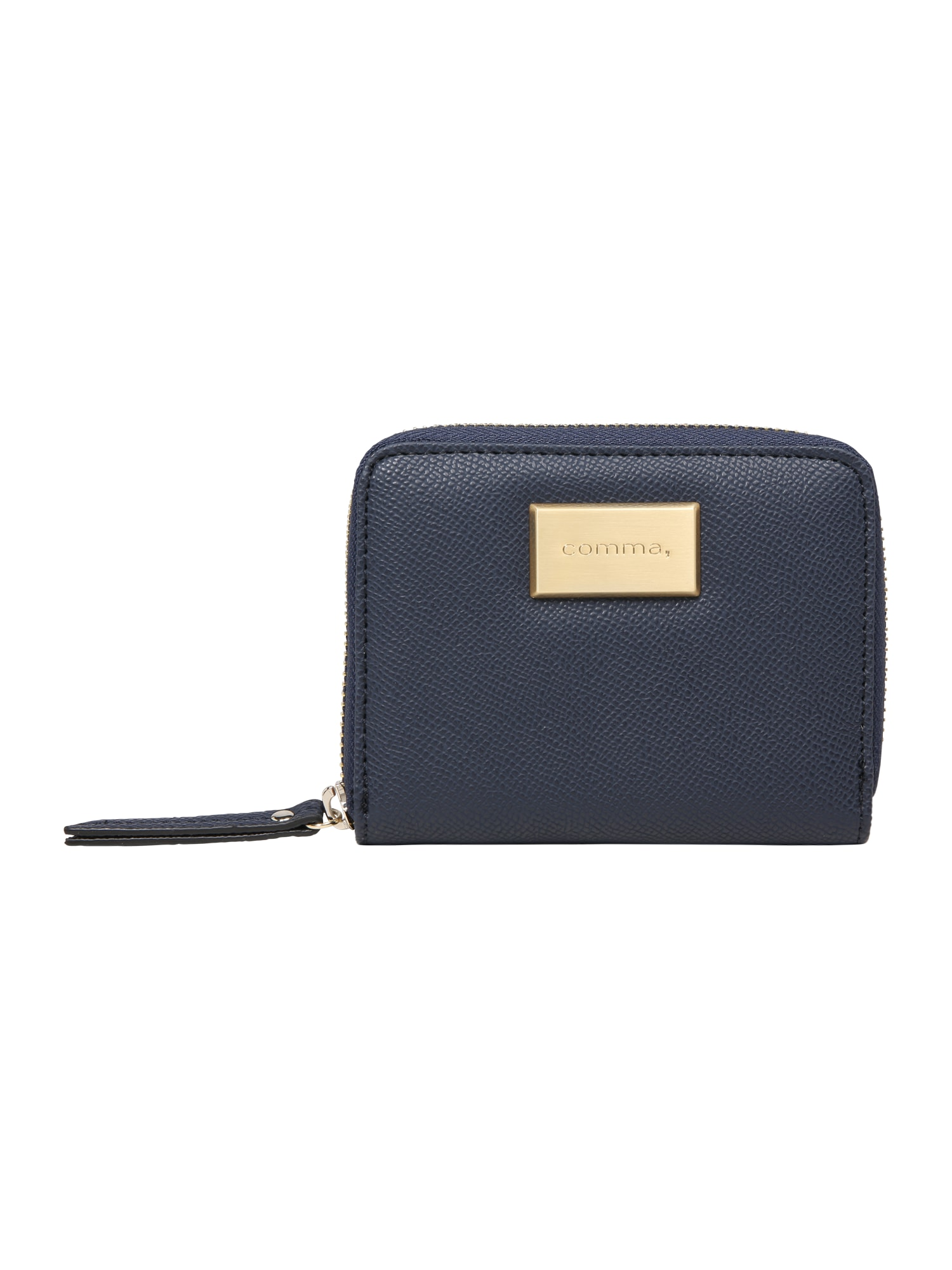 Peněženka BE YOURSELF 4180000276 tmavě modrá COMMA